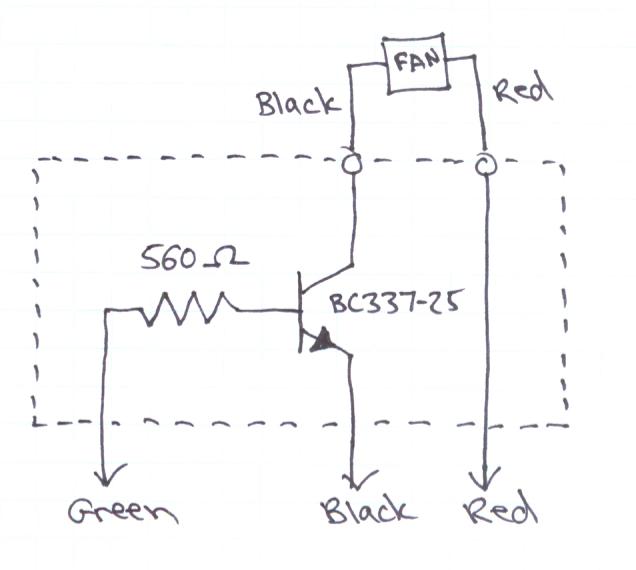 Fan Control for Raspberry Pi